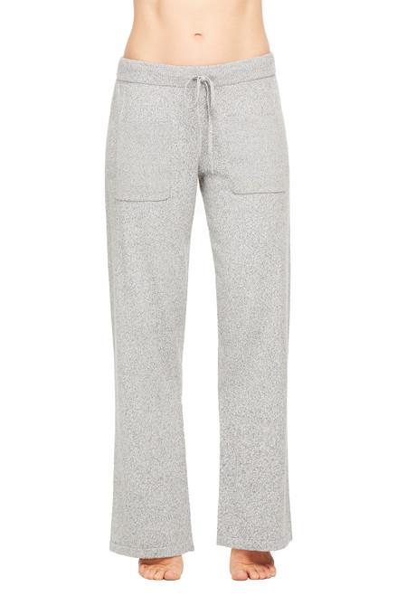 Fleur't Cashmere & Cotton Cosmopolitan Luxury Modern Pant with pockets 5723