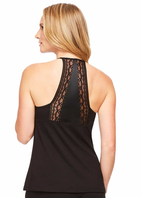 Fleur't Cityscape Supportive Cami with Lace Inserts 5367