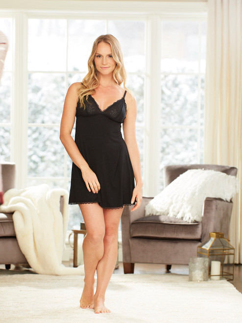 Fleur't Secret Passion Modal Triangle Cup Chemise 5502