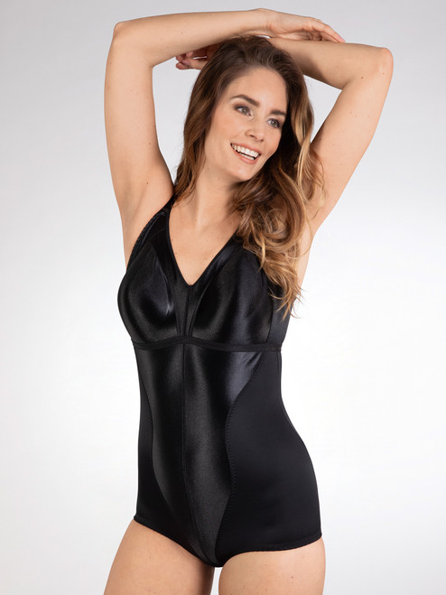 Naturana Wireless Minimizer Moulded Satin Bodyshaper 3263