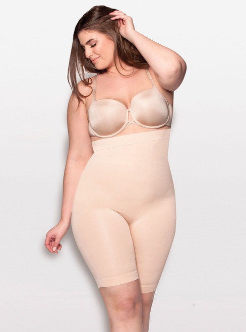 Body Hush Air The Sculptor All In One Seamless Body Shaper (S-3XL) Bh1607