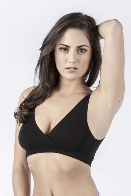 Bra Doctor Light Luxury Wireless Cotton Crossover Bra 207