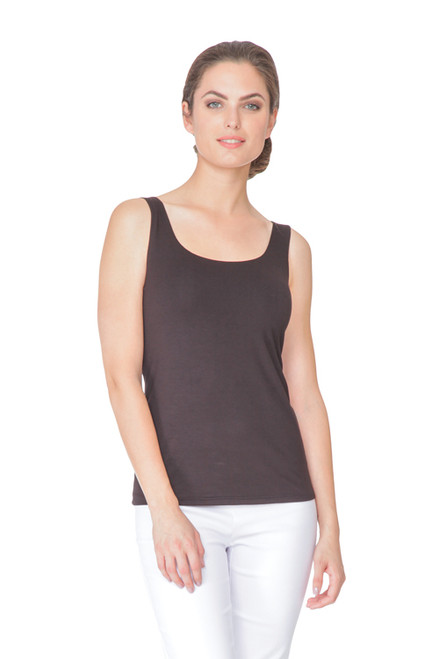 Arianne Rae Sleeveless Built In Shelf Bra Camisole 5312