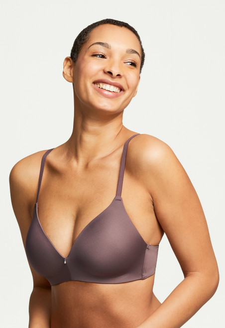 9317 Montelle Wireless Padded Seamless T-Shirt Bra