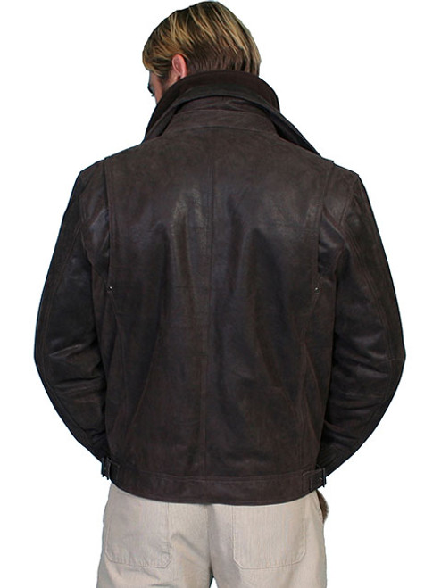 Men's Scully 400 Leather Jacket