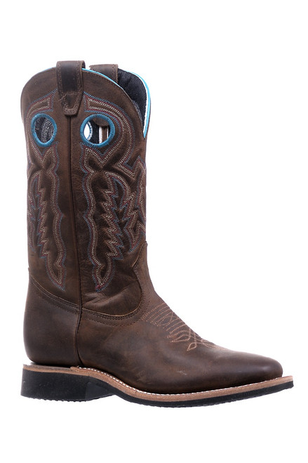 Women's Boulet Extralight 5202 with Wide Square Toe and Stockman Heel