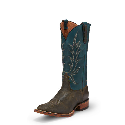 Men's Nocona MD1105 Brulee Prarie with Square Toe and Tapered Heel