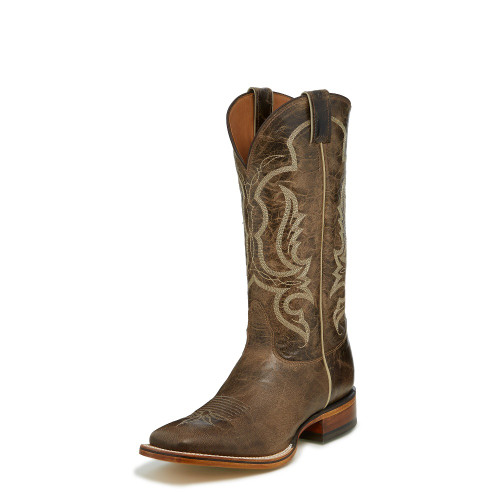 Men's Nocona MD1102 Brownwood with Square Toe and Tapered Heel