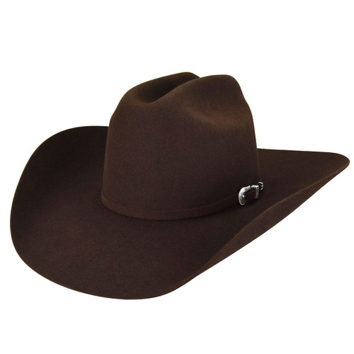 Bailey 7X Cattleman Crown Felt Hat