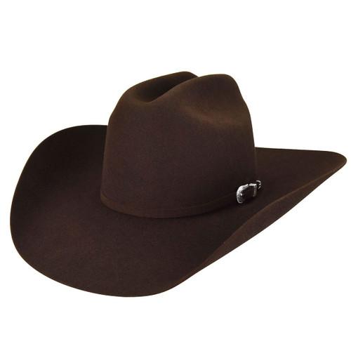 Bailey 7X Cattleman Crown Felt Hat