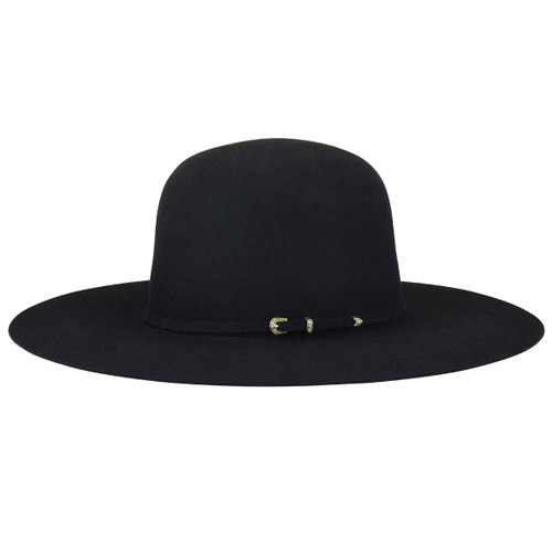 Bailey 5X Open Crown Felt Hat