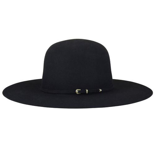 Bailey 5X Open Crown Felt Hat