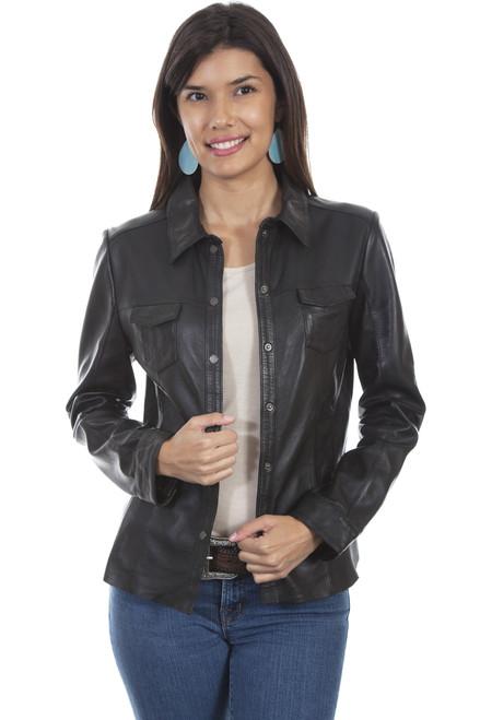 Women's Scully L1024 Lamb Jacket