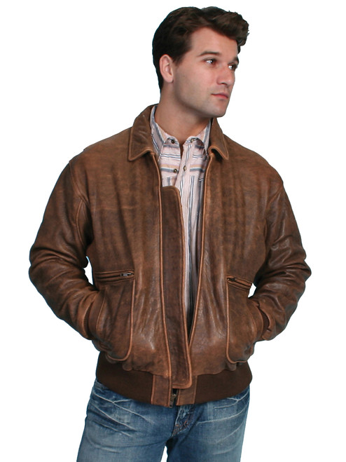 Men's Scully 714 Bomber Jacket