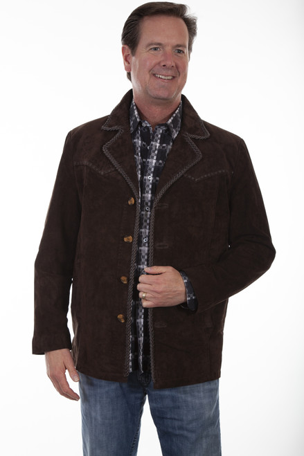 Men's Scully 1042 Pick Stitch Jacket