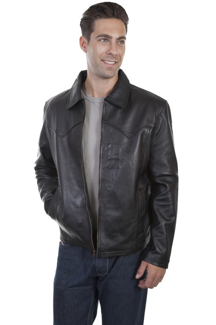 Men's Scully 710 Western Jacket with Concealed Carry Pocket