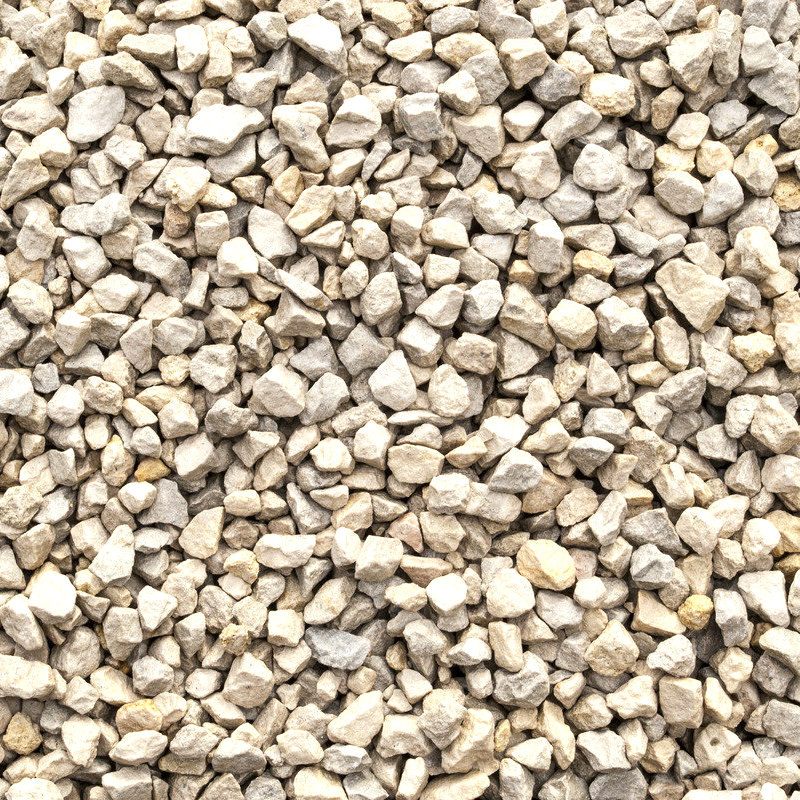 Buff Chippings 20mm