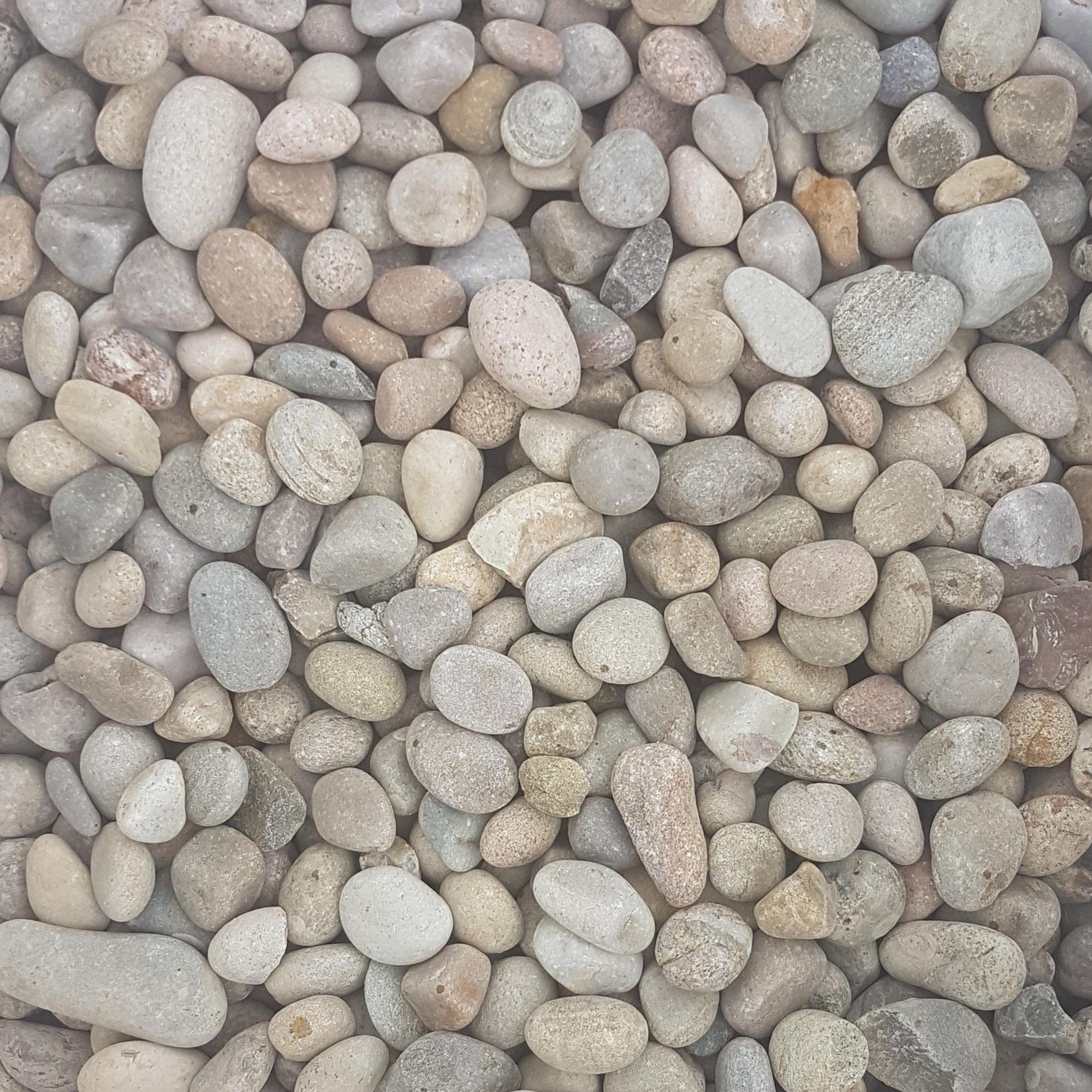 scottish beach pebbles dry 30mm 50mm mitchell turf