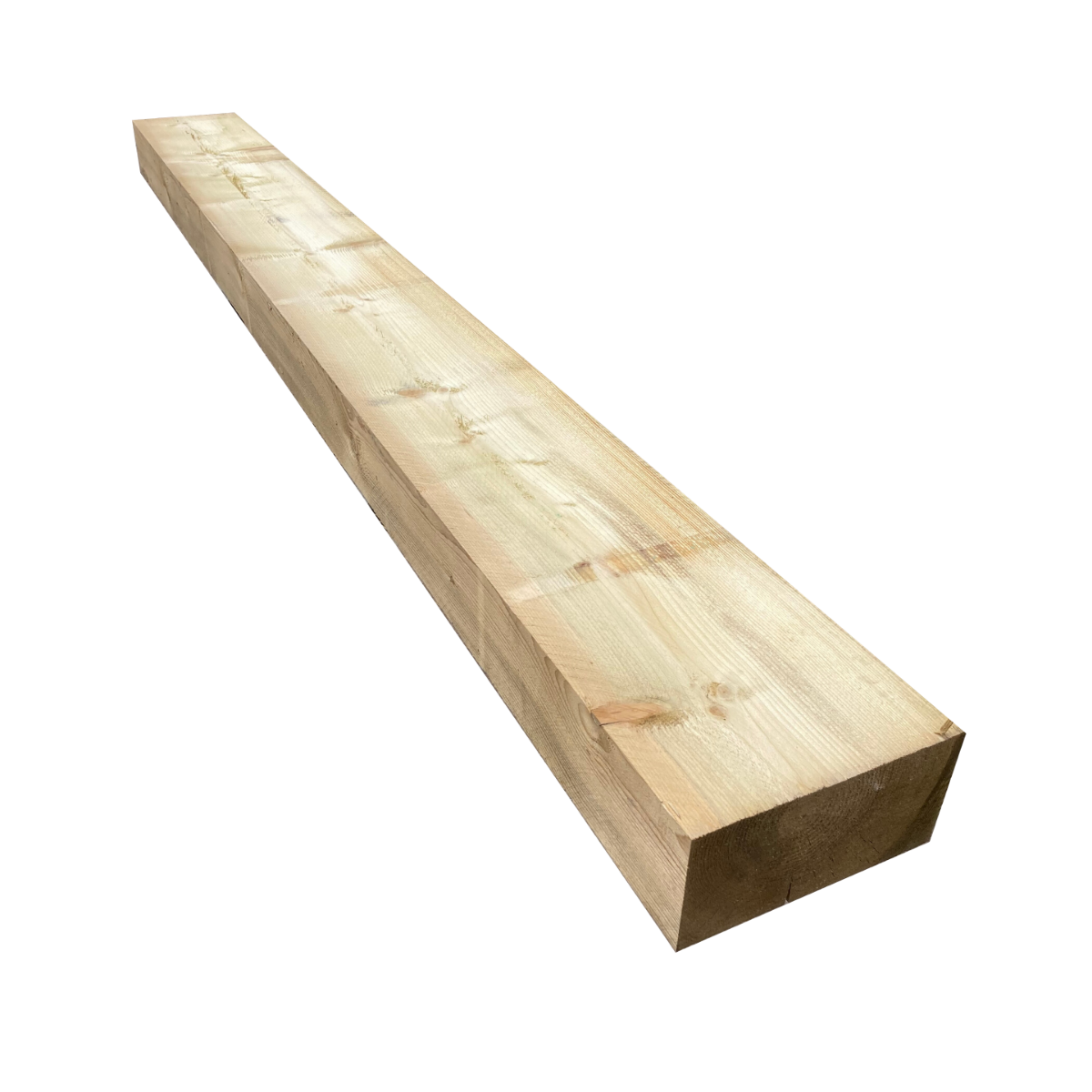2.4m x 250mm x 125mm jumbo railway sleeper