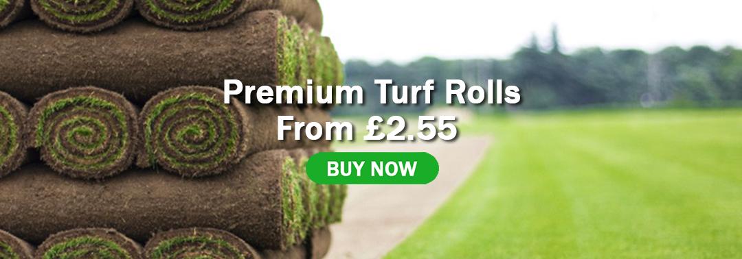 Turf Rolls Scotland | Soil, Bark & Sand Supplier | Mitchell Turf