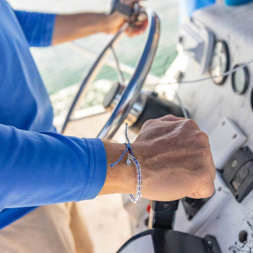Support Ocean Clean UP 4Ocean Bracelet Original