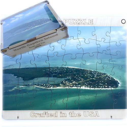 Puzzle - North Captiva Island Areal