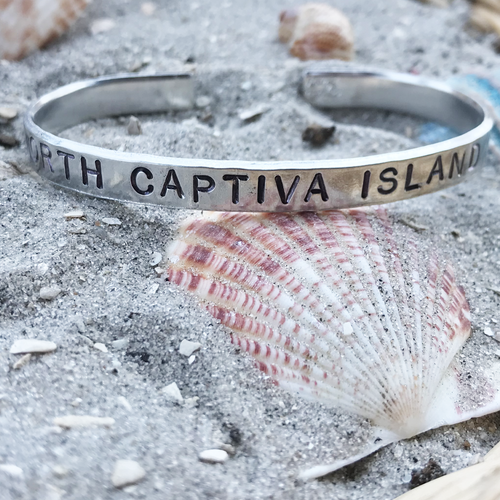 Bracelet North Captiva - Sterling Silver