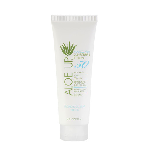 White Collection SPF 50 Sunscreen Lotion