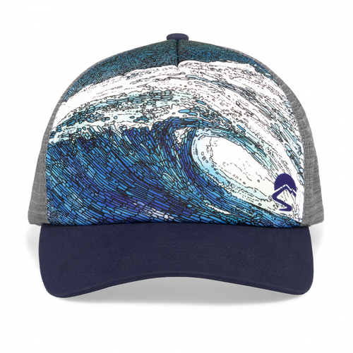 Artist Series Trucker (One-Size) - Shorebreak