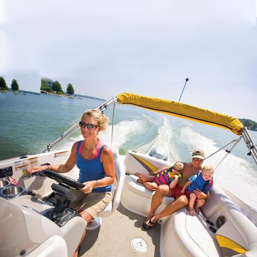 1 Prepaid - One Day Boat Rental