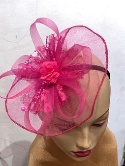 Amanda Fascinator (More colors available)