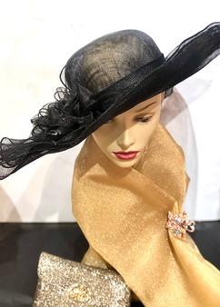 Bea Fascinator/Hat