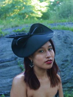 Anne Fascinator (Multiple Colors)