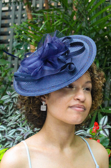 Dakota Fascinator (2 Colors)