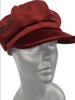 Velveteen Cap (Multiple Colors)