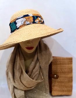 Nicole Beach Hat