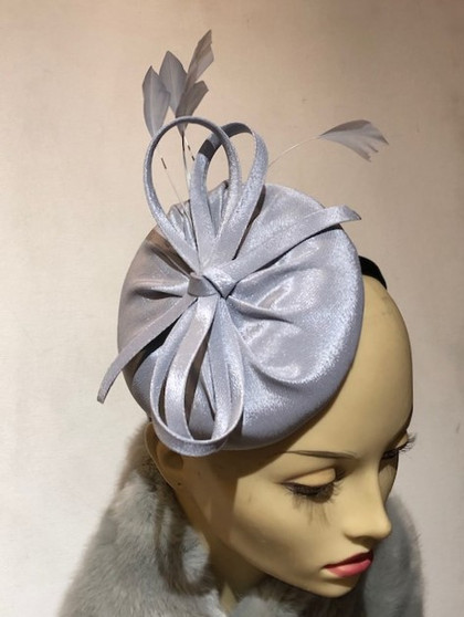 Shirley Fascinator (Multiple Colors)