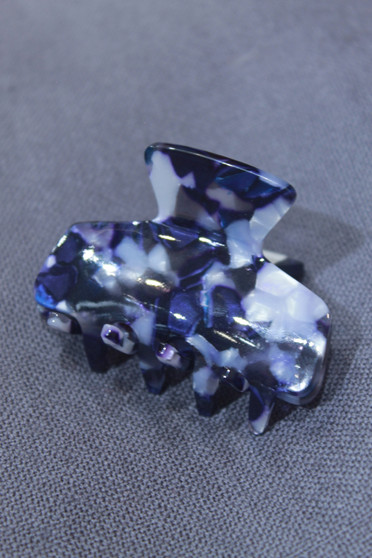 The Blues Hair Clip