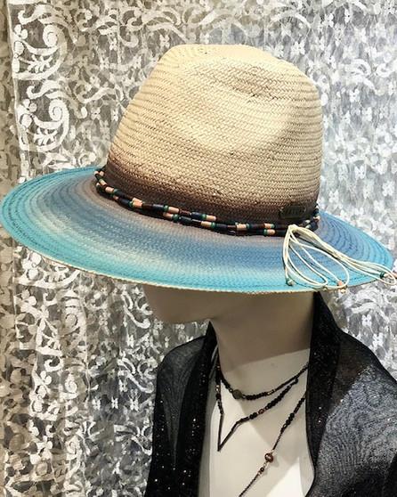 Tropical Sunrise Hat