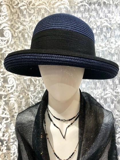 Classic Navy Summer Hat