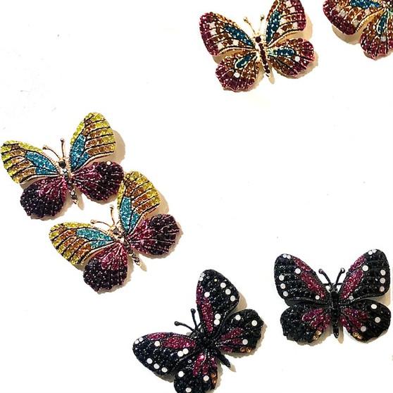 Butterfly Broach