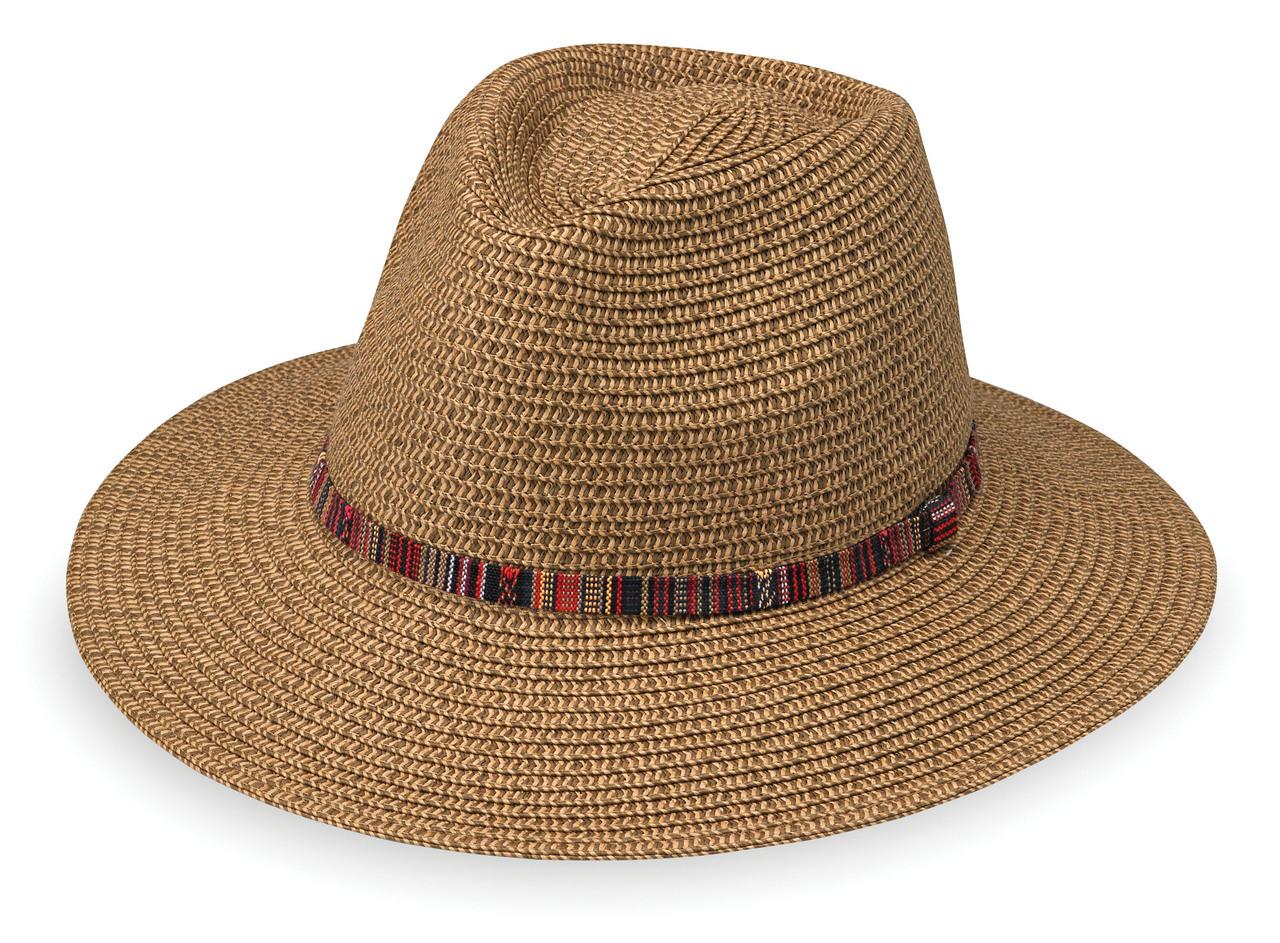 Womens Wallaroo Sedona upf50 sun hat camel 3da32afaaab