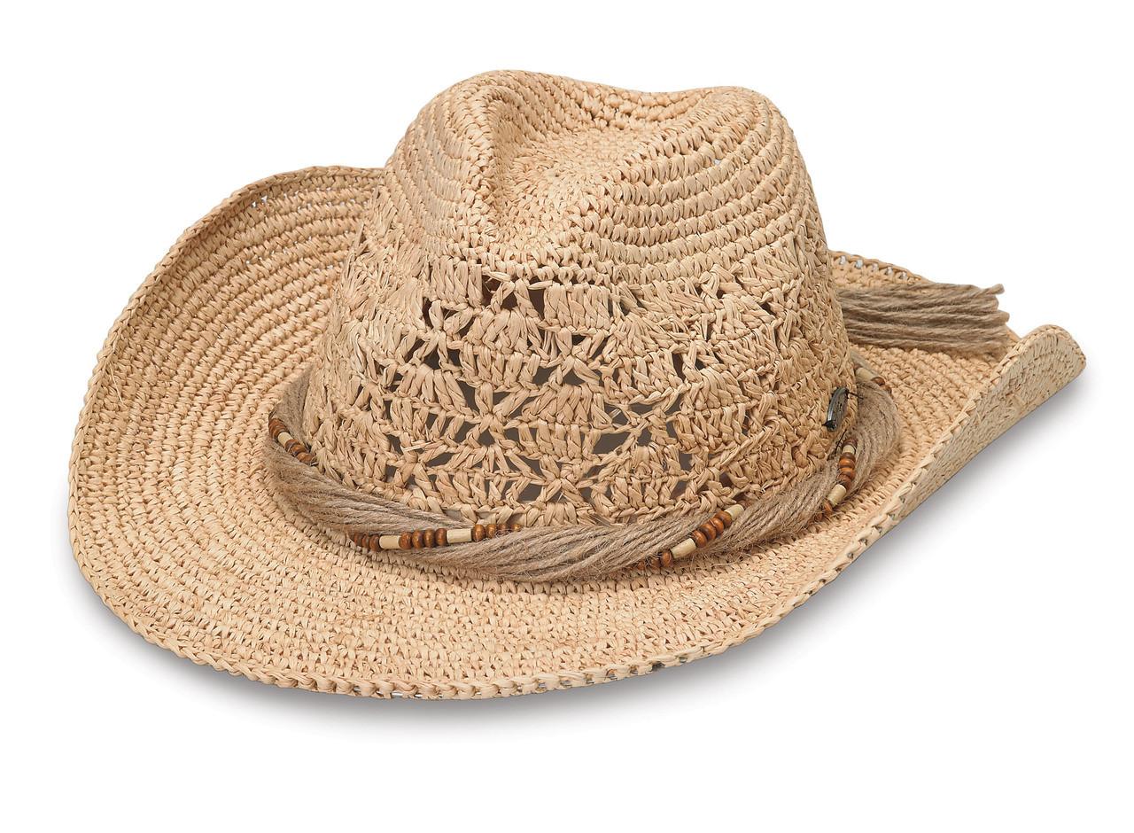 7a05320aee8 Womens Wallaroo tina cowboy hat