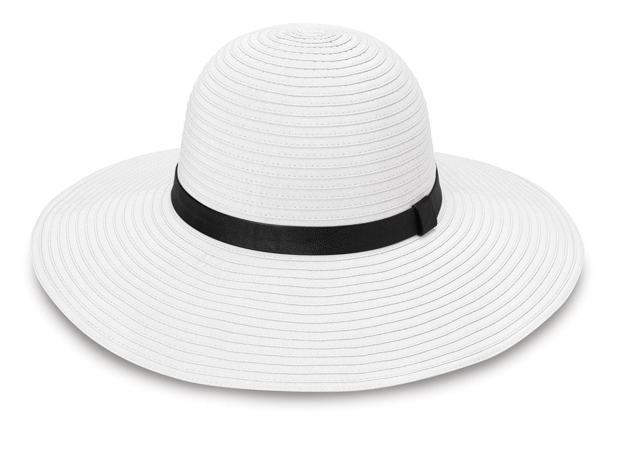 263d146f5be Womens Wallaroo harper upf50+ sun hat white