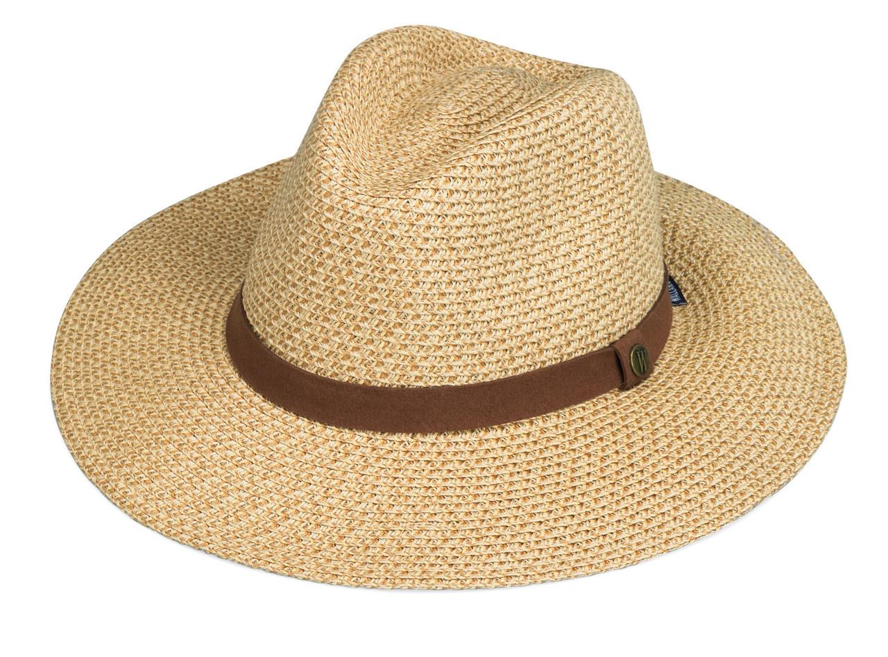 Mens Wallaroo Outback UPF50+ Hat natural 75d7cab9cf09