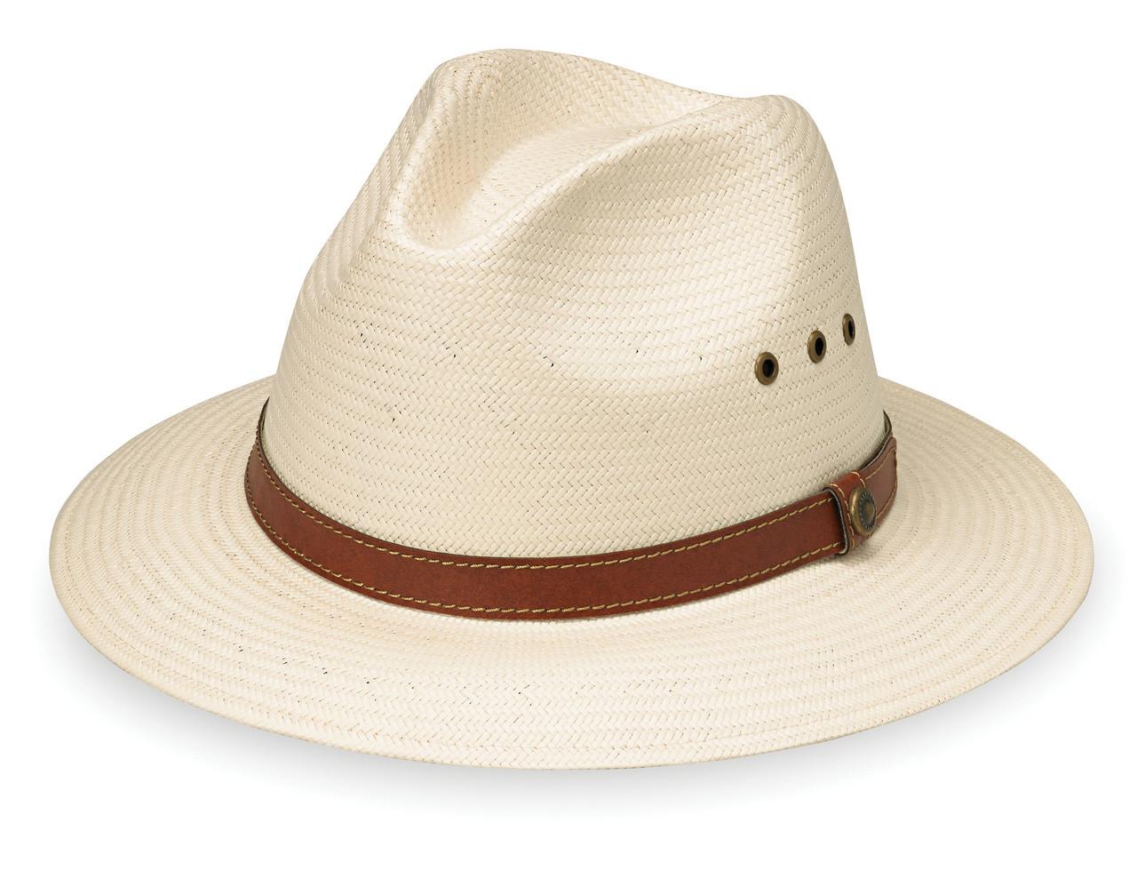eb7f3207955cc4 Mens Wallaroo UPF50+ Avery Sun Hat   Wallaroo Hats