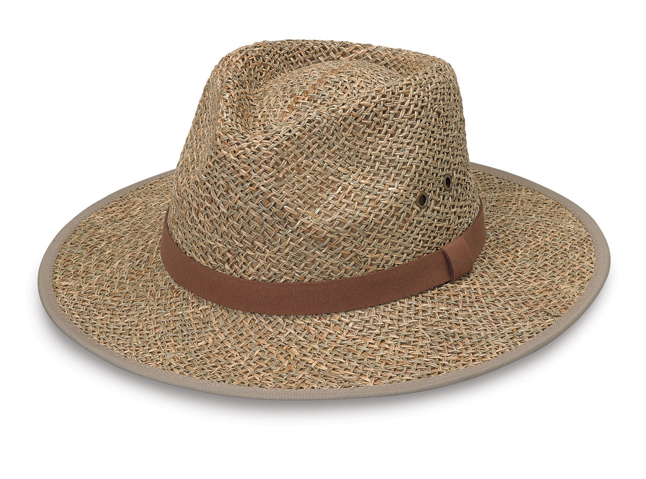 20dd4dddfe7 Mens Wallaroo UPF50+ Charleston Sun Hat