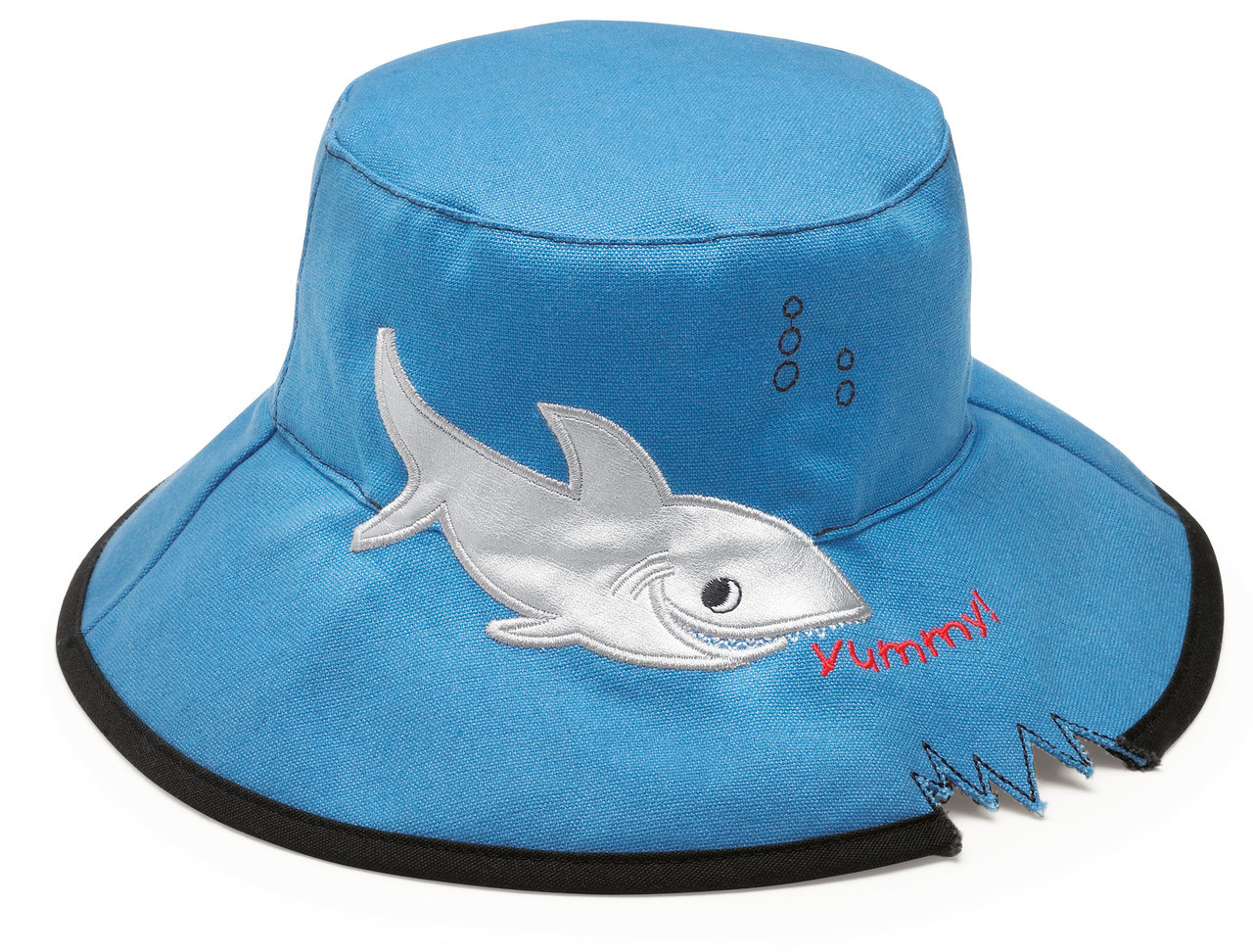 ab7c386a643 Baby   Toddler UPF50+ Wallaroo Shark Sun Hat