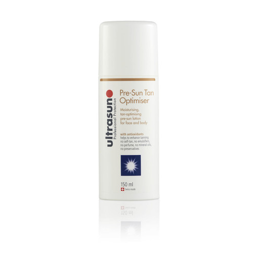 Ultrasun Pre tan optimiser lotion 150ml