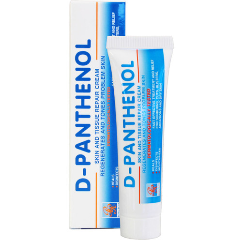 Rona Ross D-panthenol anti inflammatory cream